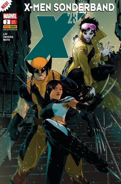X-Men Sonderband: X-23 2