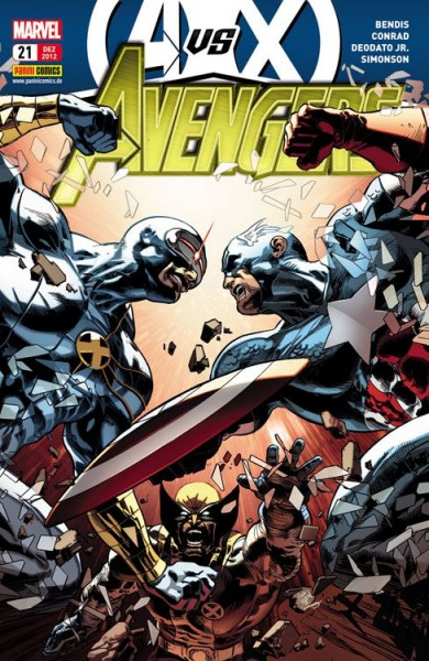 Avengers 21 (2011)