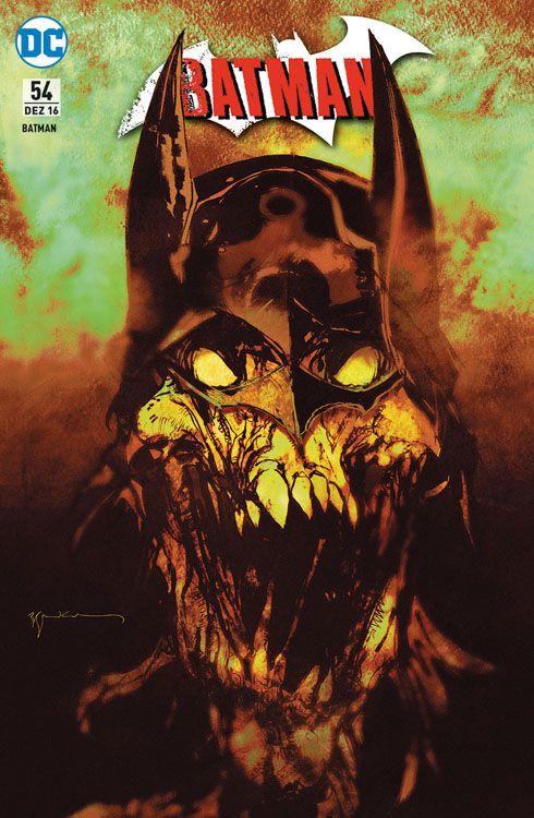 Batman 54 (2012) Variant - Vienna...