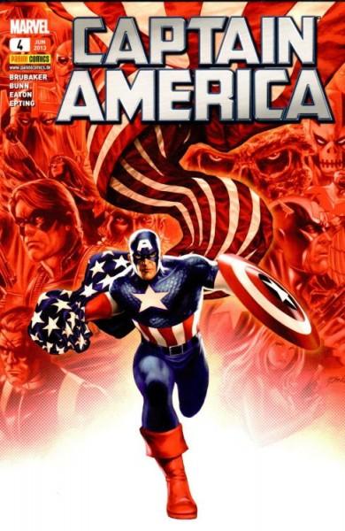 Captain America 4 (2012)