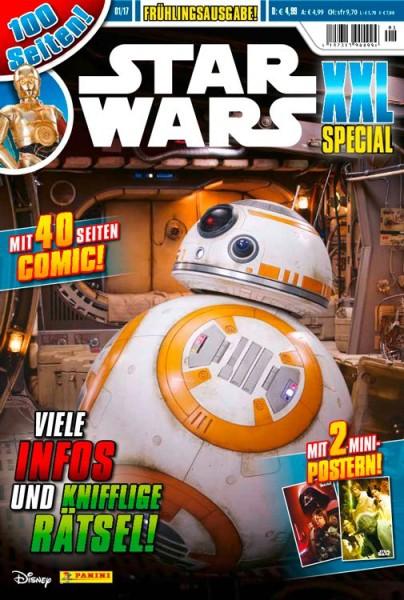 Star Wars XXl Special 01/17