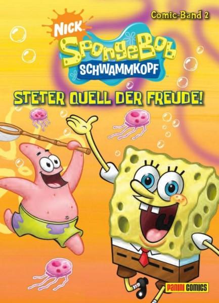 Spongebob Comicband 2