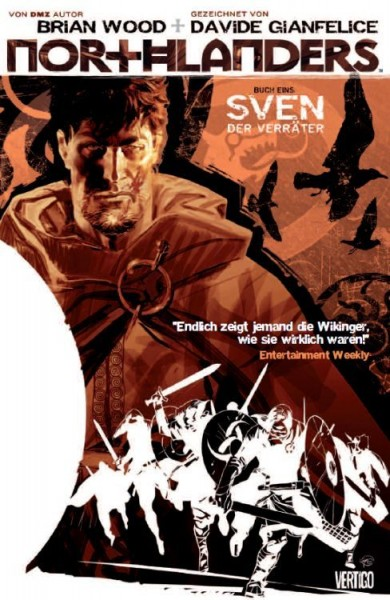 Northlanders 1: Sven, der Verräter
