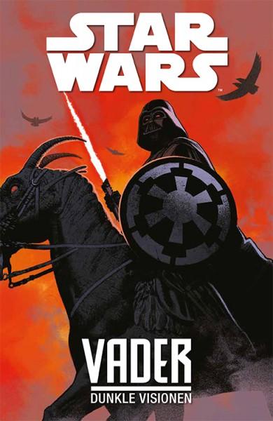 Star Wars Sonderband 117 - Darth Vader - Dunkle Visionen