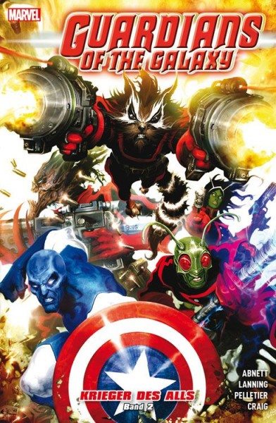 Guardians of the Galaxy: Krieger des Alls 2