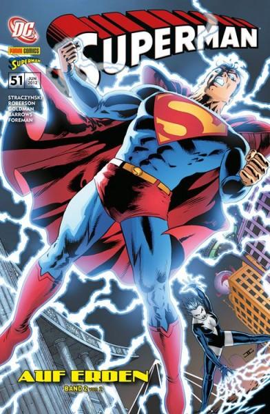 Superman Sonderband 51: Auf Erden 2
