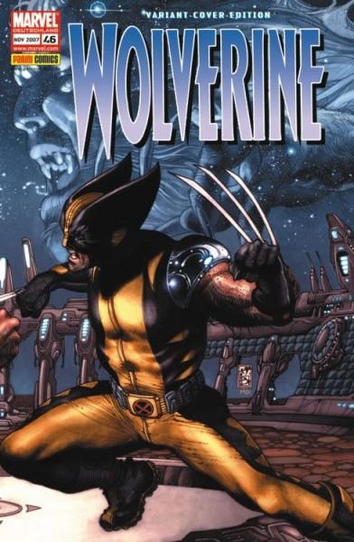 Wolverine 46 Variant