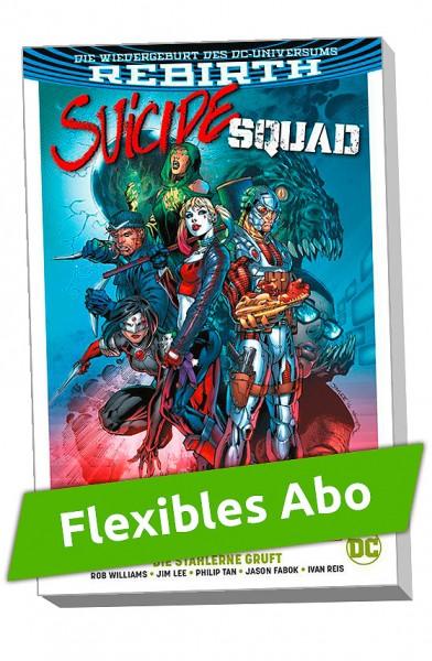 Flexibles Abo - Suicide Squad Paperback