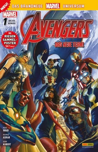Avengers 1 (2016)