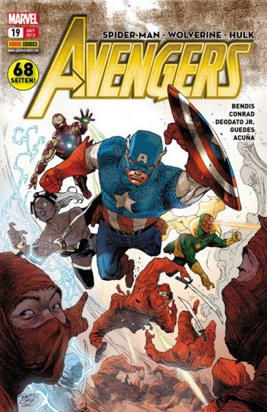 Avengers 19 (2011)