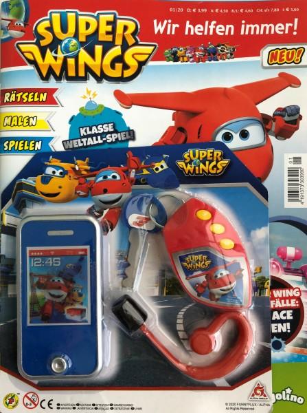 Super Wings Magazin 01/20