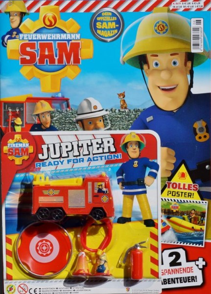 Feuerwehrmann Sam 06/19
