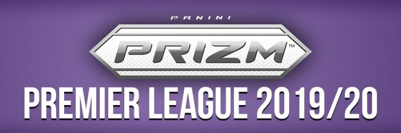 PRIZM Premier League Soccer 2019/20 Banner