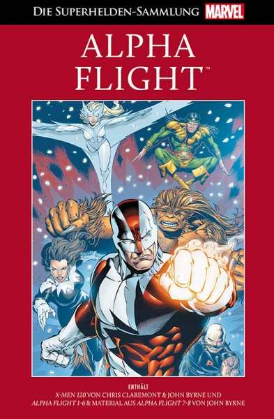 Die Marvel Superhelden Sammlung 78: Alpha Flight