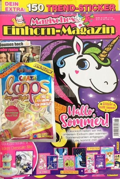 Dein Magisches Einhorn-Magazin 01/20 Cover