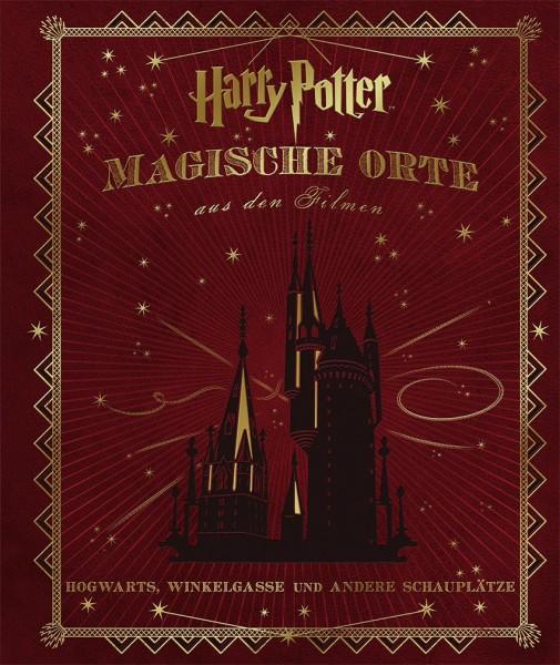 Harry Potter - Magische Orte Cover