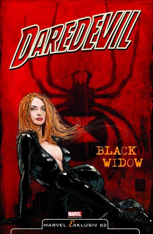 Marvel Exklusiv 62: Daredevil - Black...