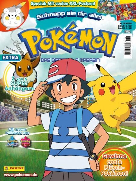Pokémon Magazin Ausgabe 150 Cover