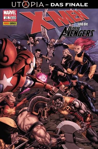 X-Men 113 - Utopia 4