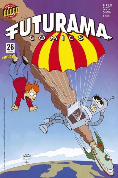 Futurama Comics 26