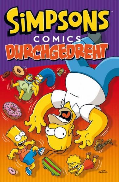 Simpsons Sonderband 23: Durchgedreht