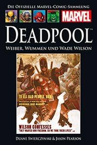 Hachette Marvel Collection 85: Deadpool - Weiber, Wummen und Wade Wilson