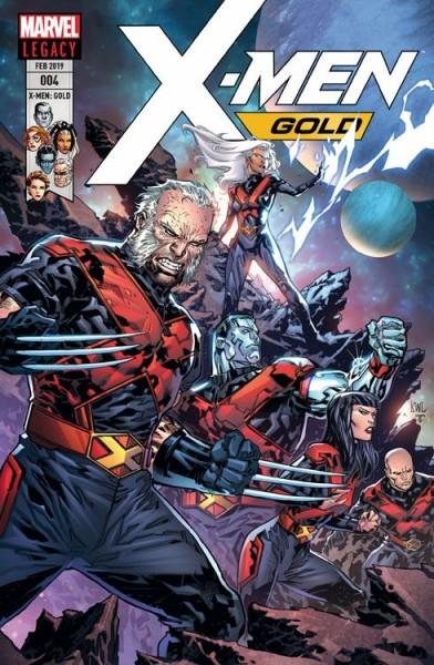X-Men - Gold 4 - Zone des Todes