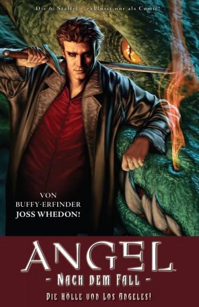 Angel 6: Band 1 - Nach dem Fall: Die Hölle von Los Angeles