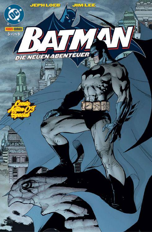 Batman: Die neuen Abenteuer 5 Variant