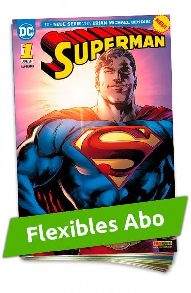 Flexibles Abo - Superman Heft