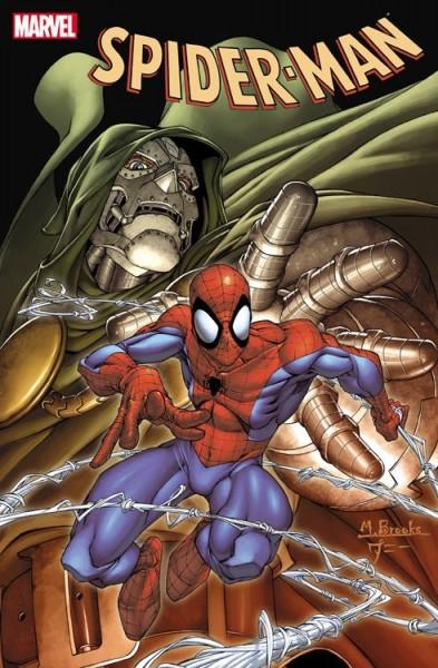 Spider-Man 6 Comic Con Stuttgart Variant