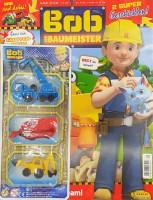 Bob der Baumeister Magazin 09/20 Packshot mit Extra