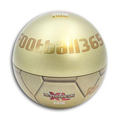 FIFA 365 2017 Adrenalyn XL - Tin-Ball