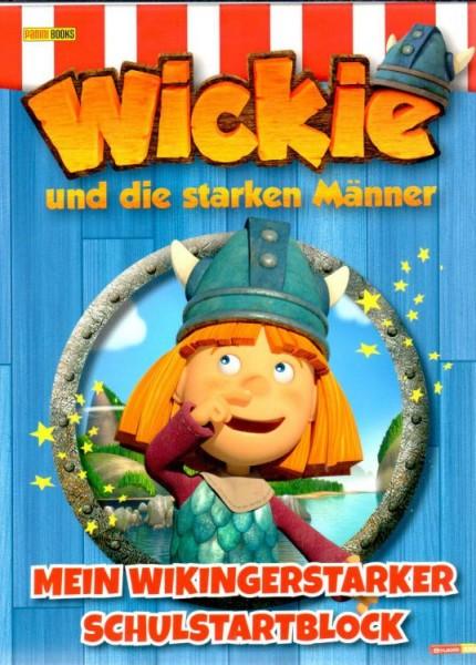 Wickie und die starken Männer - Mein wikingerstarker Schulstartblock