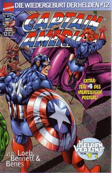 Captain America: Die Wiedergeburt der Helden 12