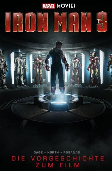 Marvel Movies: Iron Man 3 - Die Vorgeschichte zum Film