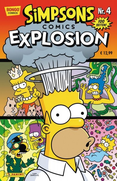 Simpsons Sonderband Explosion 4