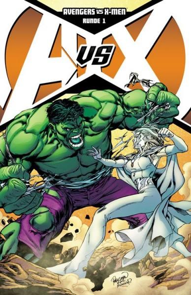 Avengers vs. X-Men 1 X-Men-Variant