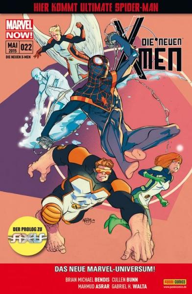Die neuen X-Men 22
