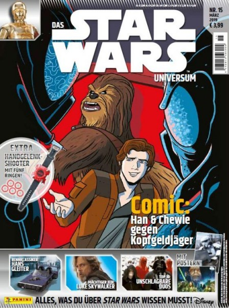 Star Wars Universum 15