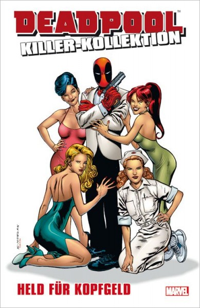 Deadpool Killer-Kollektion 11: Held für Kopfgeld Hardcover