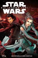 Star Wars: Die letzten Jedi Cover