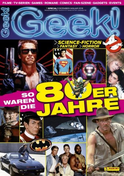 Geek! Special 1: Das waren die 80er Jahre