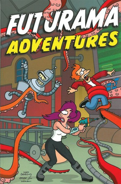 Futurama - Comics Sonderband 2: Futurama Adventures