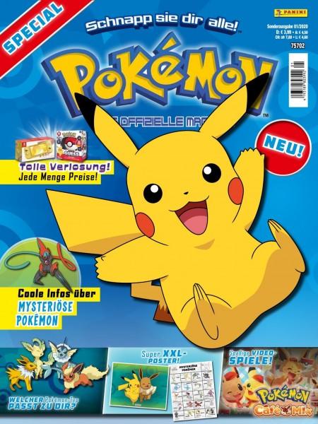 Pokémon Magazin Special 01/20
