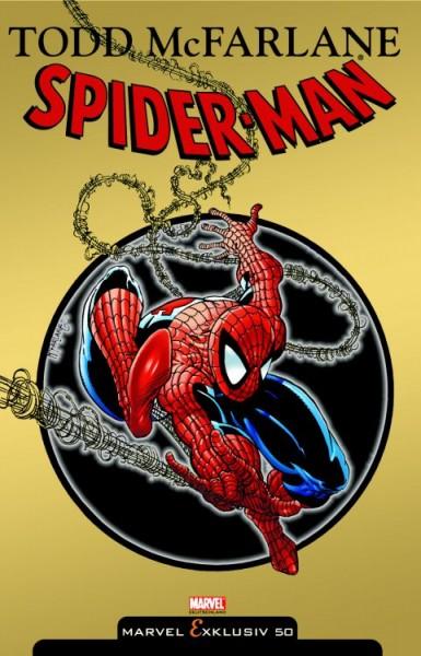 Marvel Exklusiv 50: Todd Mcfarlane Spider-Man