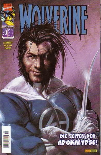 Wolverine 50: Die Zeiten der Apokalypse