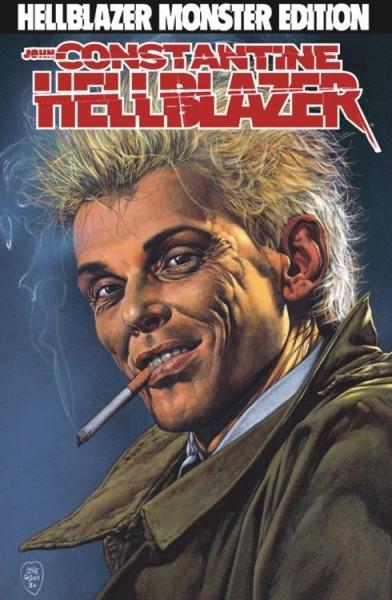 John Constantine: Hellblazer - Monster 1 Variant