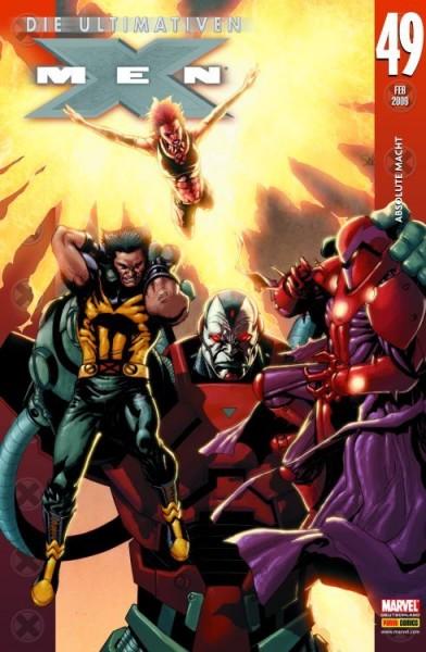 Die Ultimativen X-Men 49