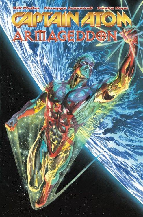 Captain Atom - Armageddon